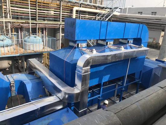 奥维环保锅炉除尘器除尘系统的特点及功能