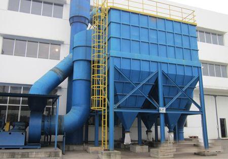 工业除尘系统的基本组成及类型