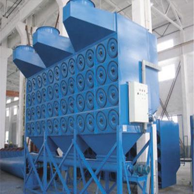 抛丸机除尘改造实例:除尘技术中需注意的事项