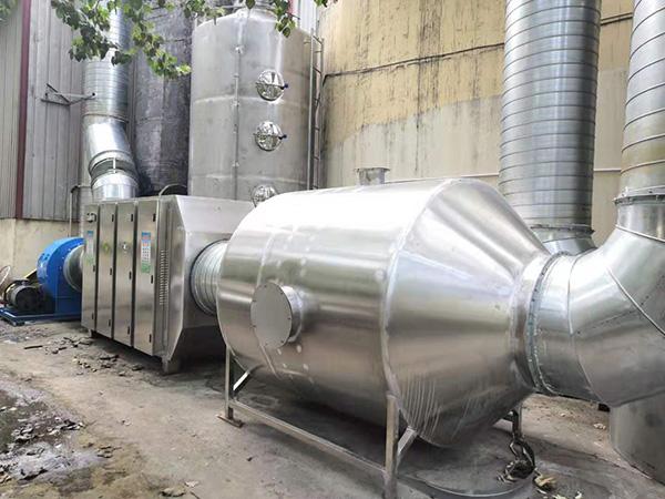烟台饲料厂刺激气味处理方法