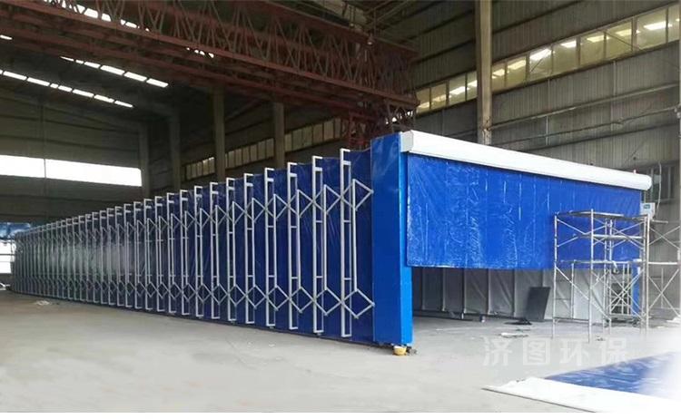 某压力容器企业环保改造方案