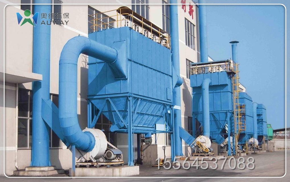 电解铝行业中脉冲袋式除尘器的收尘效率问题